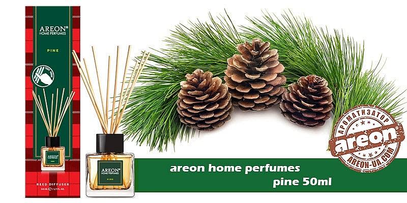 New!!! Areon Home Perfumes Pine 50ml