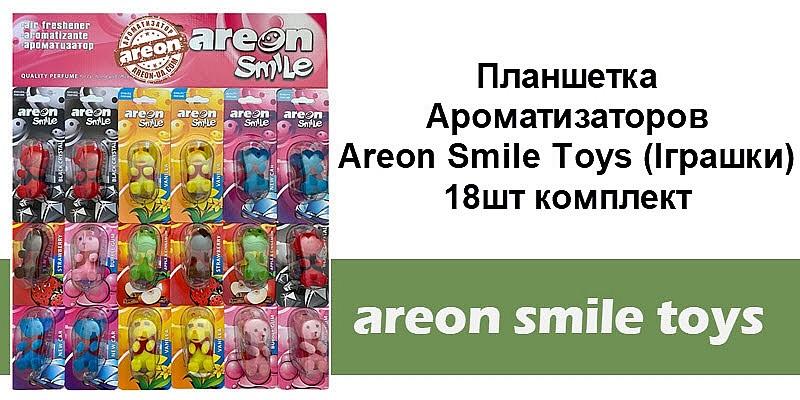 Новий формат Areon Smile Toys Планшетка