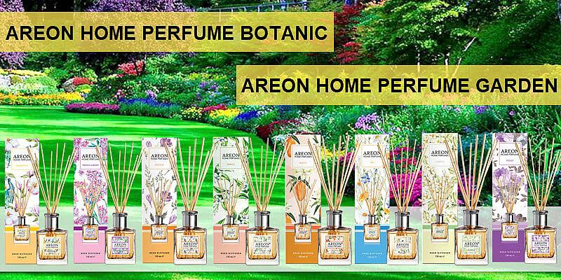 Areon Botanic или Areon Garden???
