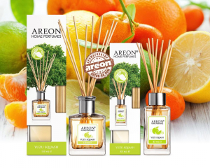 Аромадифузор Areon Home Perfume Yuzu Squash