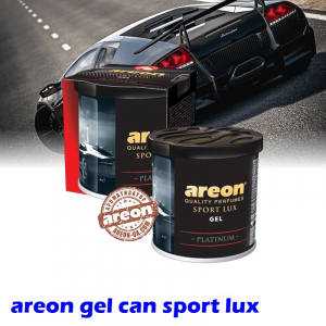 Ароматизатор воздуха Areon Gel Can Sport Lux Platinum
