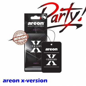 Ароматизатор воздуха Areon X-Version Party