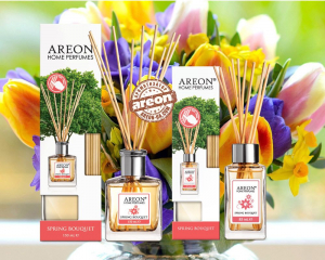 Аромадифузор Areon Home Perfume Spring Bouquet